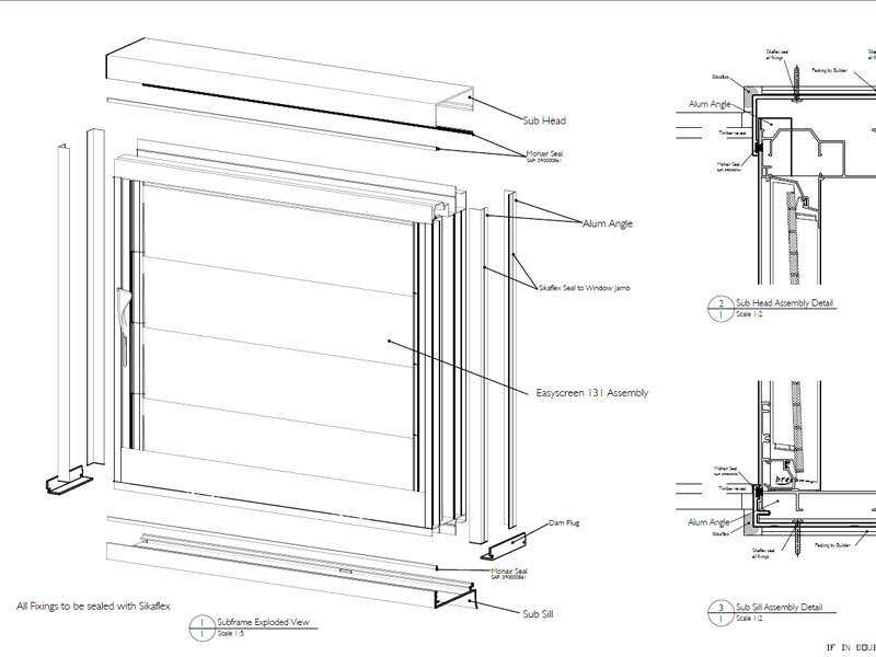 US8001738 additionally Easyscreen Aluminium Window System as well Building A Wall On An Existing Slab further File Isometric drawing of aluminum window also mercial Trim Profiles. on wall flashing details