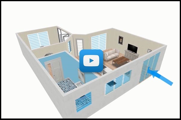 Builders using Breezway Louvres in Naturally Ventilated Homes