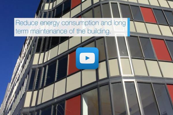 Open Up Multi-Storey Projects with Breezway Louvres