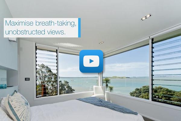 Create Comfortable Living Environments (NZ) with Breezway Louvre Windows