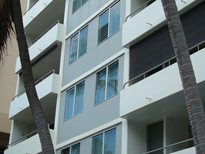Hawaii, Renovation of Apartment Block