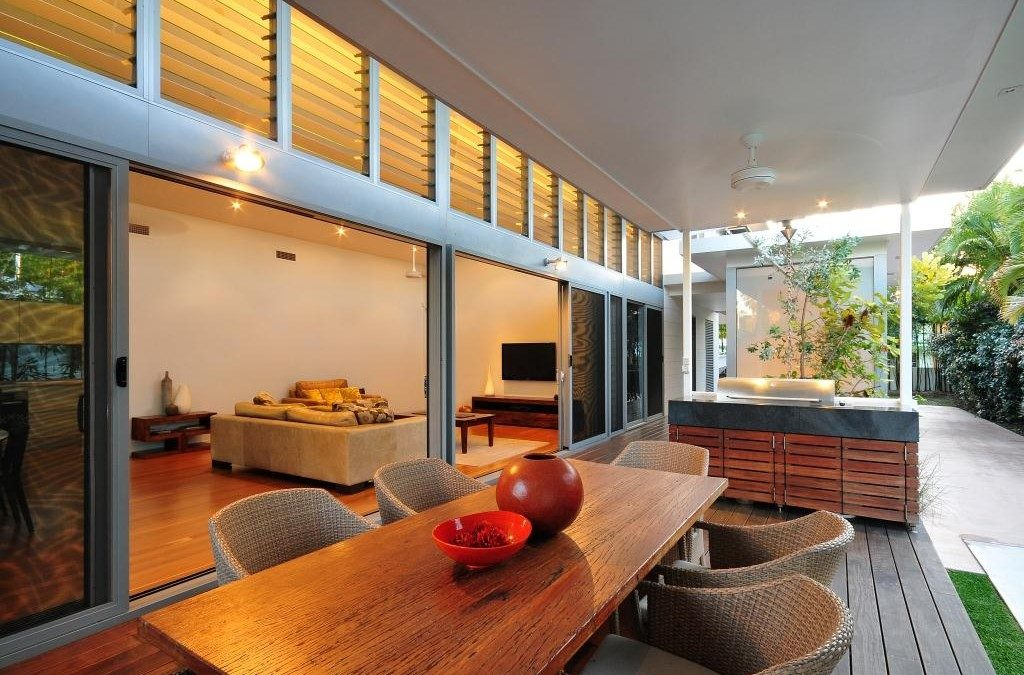 Three benefits of using Altair Louvres up high