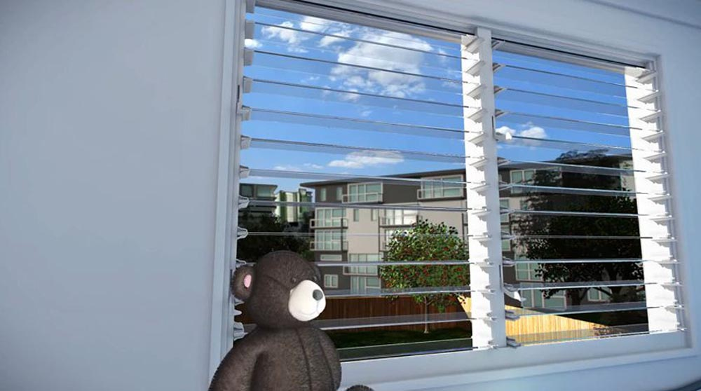 Fall Prevention Through Openable Windows