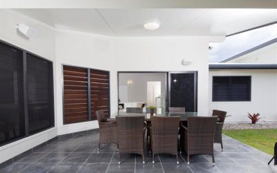 The Energy Benefits of Screens on Altair Louvres