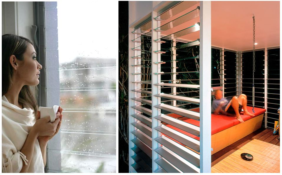Outdoor Louvres