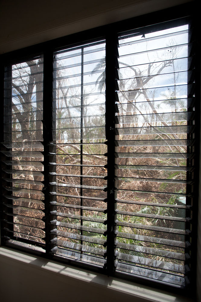 Louvre Windows From Breezway Tested By Category 5 Cyclone Yasi