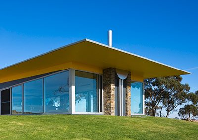 Barossa House, Panoramic Views and Natural Ventilation