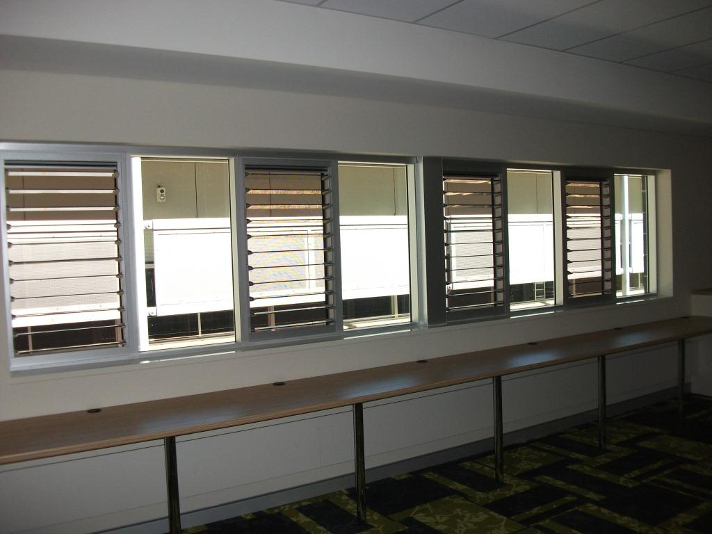 Classroom Ventilation Design ~ New education building design promotes natural ventilation