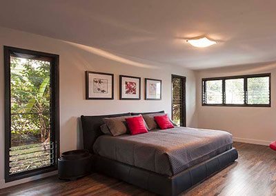 Hawaii, Home Renovation with Japanese Styling