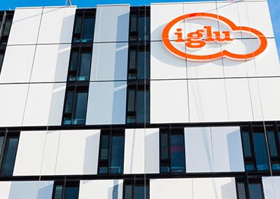 Iglu, Light Fresh Natural Apartment Living For Students