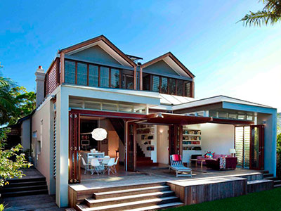 Mosman Residential Extension, Comfortable & Sustainable