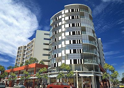 Sydney Apartments, Enclosed Balcony with Stronghold