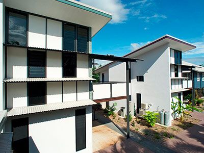 Cairns Spacious and Airy Residential Units