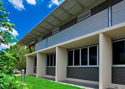 Nambour Research Station, Subtropical Office Building