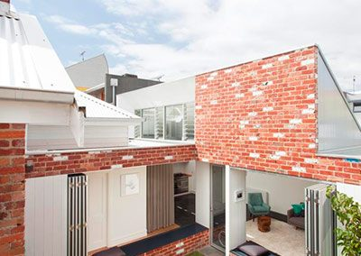 Turnaround House Melbourne, Light Filled Extension