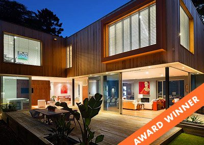 Wahroonga House Sydney, Open Modern Architecture