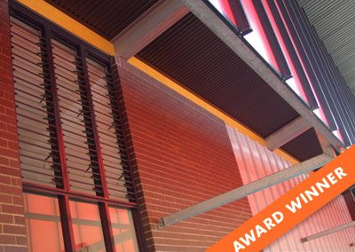 Parkhurst State School Natural Ventilation Features