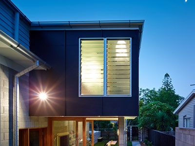 The Terraced House, Brisbane Post-War Cottage Renovation