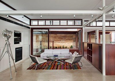 Tennyson Point, Sustainable Sydney Harbourside Home