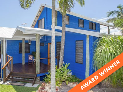 Tropical Abode, Mackay Pole Home Renovation