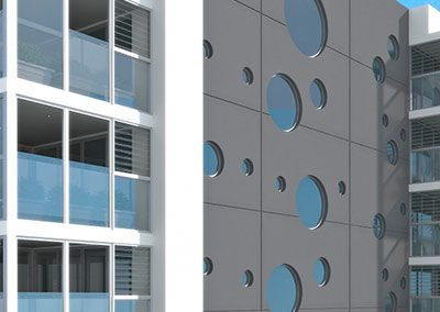 Halo Apartments, Inner-City Living