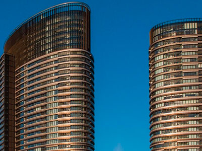 Australia Towers, Residential Apartments