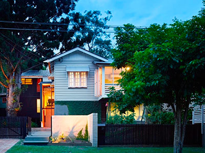 Ashgrove Renovation, Contemporary Family Home
