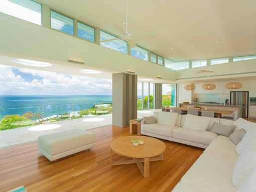 Modern Beachside Dwelling, Uninterrupted Sea Views