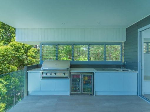 Buderim Residence, Seamless Connection with Nature