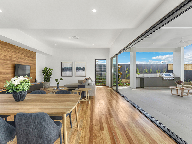 Indoor-Outdoor Connection, Luxury Queensland Living
