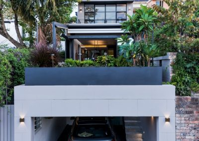 Street view of renovated NSW cottage