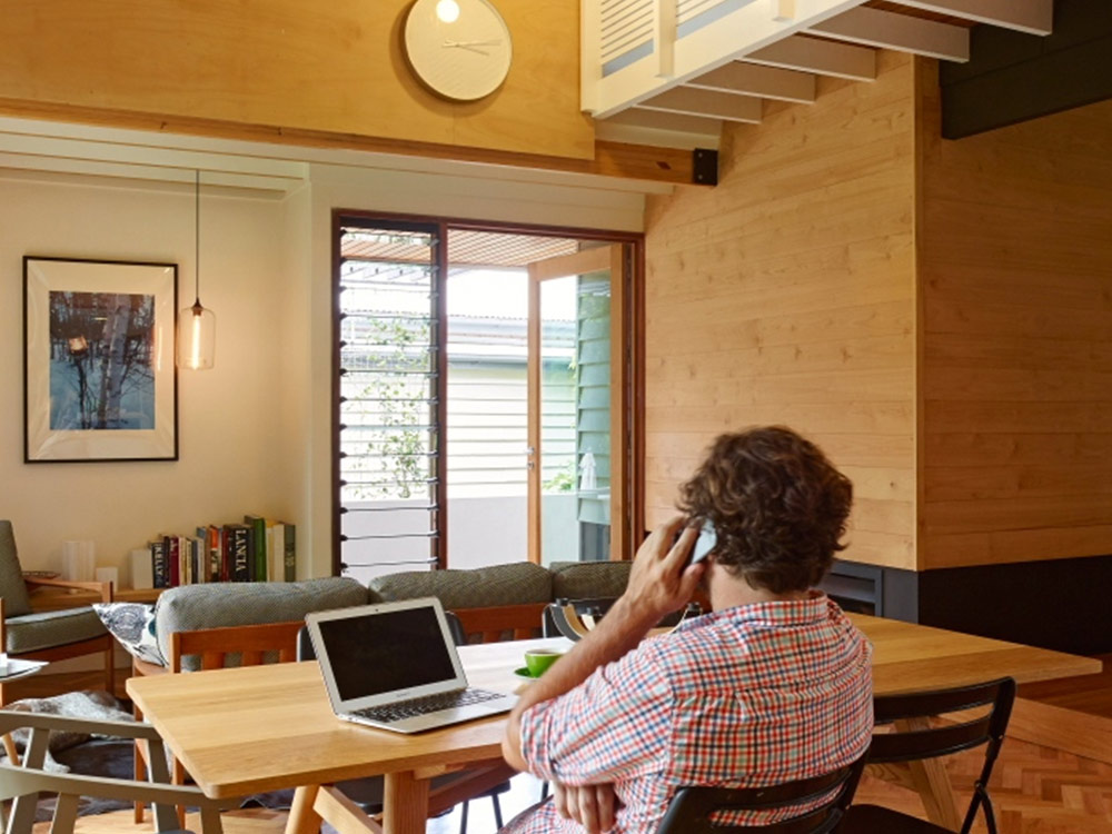 Breezway Louvre Windows Can Ventilate A Space While Maintaining Views Next  To Doors