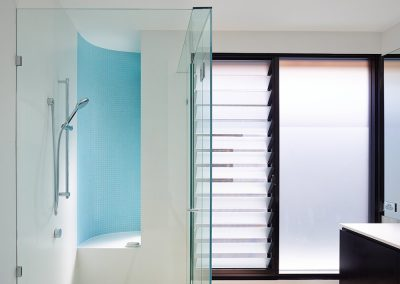Ventilate your bathrooms during hot showers with Breezway Louvre Windows
