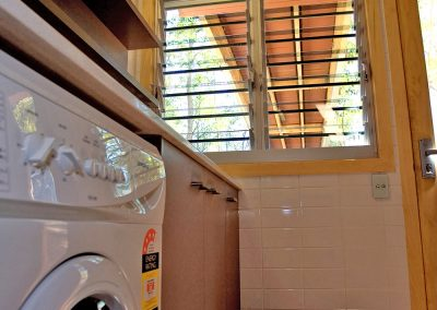 Keep your laundries free from moisture build up with Breezway Louvre Windows