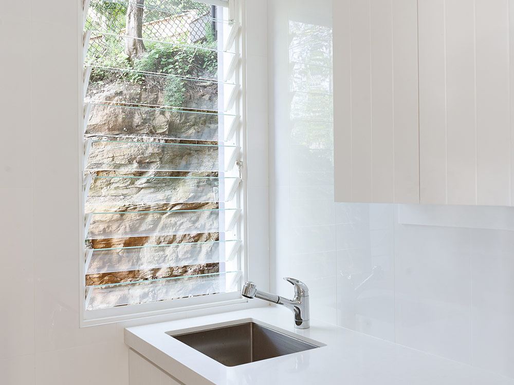 Enjoy A View And Allow Fresh Breezes To Flow Into A Laundry To Reduce  Condensation