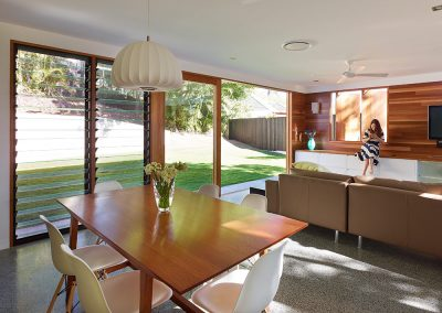The type of window frame chosen will also affect the standard height of a Breezway Louvre Window