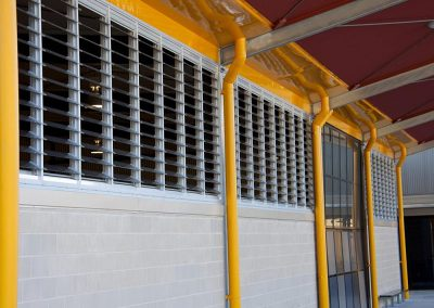 Breezway Louvres are built for strength and long life durability