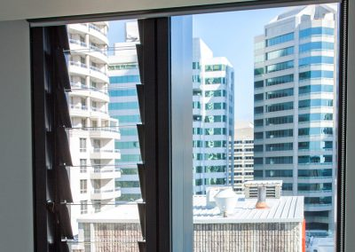 Maintain a connection with the outside world using Breezway Louvre Windows in Student Accommodation