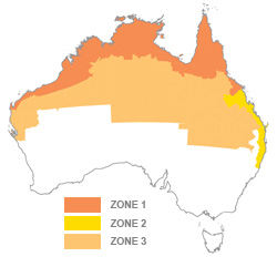 Climate Zone 123