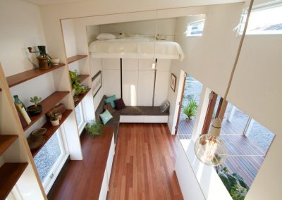 Tiny House Company fully functional home on 18sqm