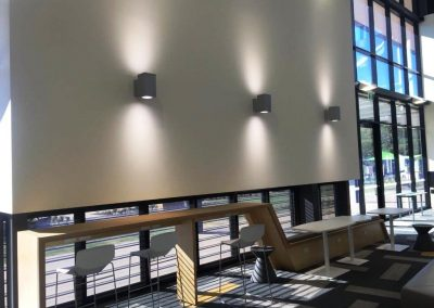 Maintain views with Breezway Louvres in the Carnes Hill Library