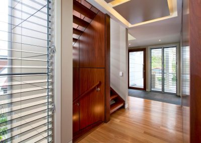 Breezway louvre windows with keylocks for added security