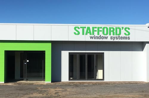 Stafford Window Systems