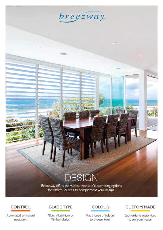 Breezway Design Product Poster