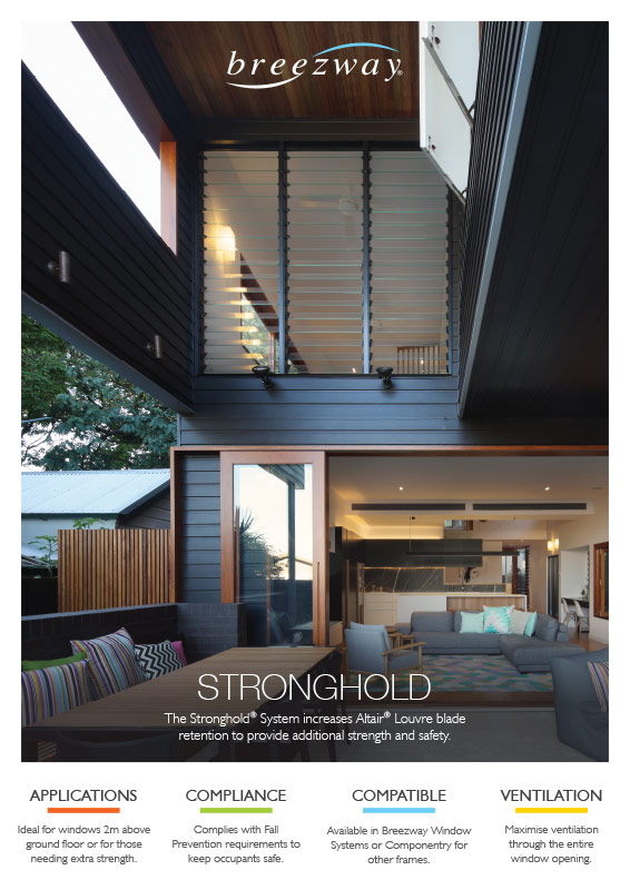 Breezway Stronghold Product Poster