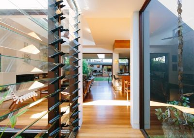 Courtyard House inspired by Japanese Architecture