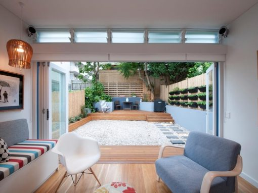 Alterations & Additions of 1920s Timber Semi