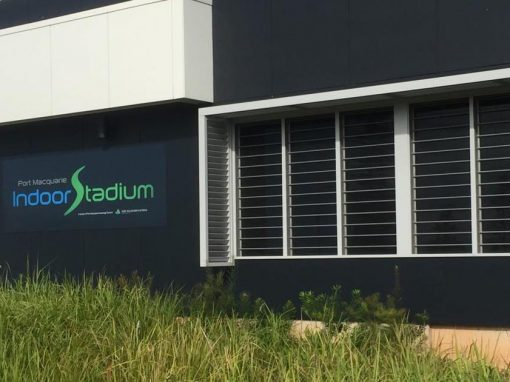 Port Macquarie Indoor Stadium Uses Natural Ventilation