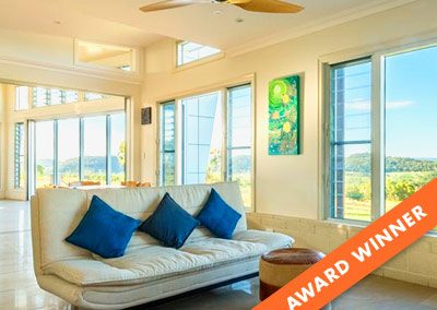 Breeze Solarium House, Excellence in Sustainable Living