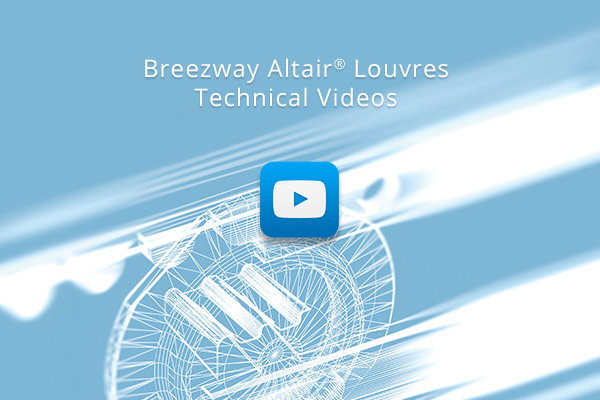 Video Breezway Louvre Windows